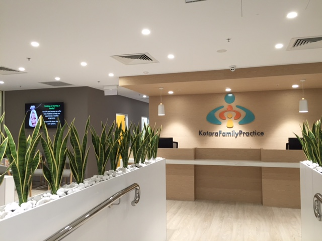 KOTARA FAMILY PRACTICE is located in WESTFIELD KOTARA  You can find us on Level 1 (Ground Floor) at the David Jones end of the centre, opposite Scott Dibben Pharmacy and next door to Allan's Hairdressing.